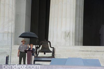 March on Washington Commemoration