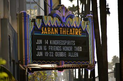 Zan at Saban Theatre