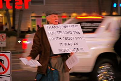 Willie Nelson Concert ~ Nokia Theatre