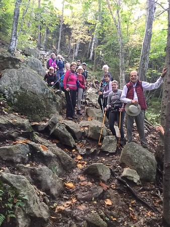 2018-09-27 Ruisseau des Chênes  Mont Orford (Linda Parr)