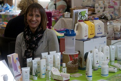 British Heart Foundation - Craft Show - St Johns