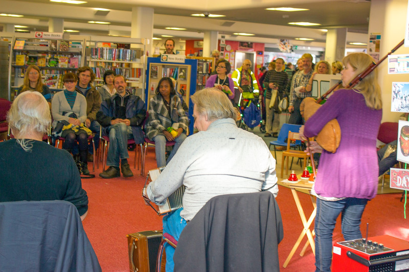 Ipswich Central Library - International Day