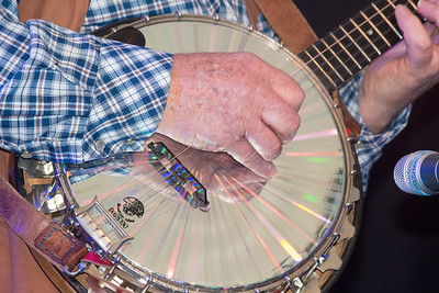 The Biggin Hillbillies were formed in 1998 having previously played as Anglo Irish Pact (AIP) with John McDonagh on mandolin & vocals, Bob White on banjo, Ray Butcher on guitar & vocals, Nye Davis on bass and Bill Taylor on the fiddle. In 2009 new fiddler James Lin joined the band. The Hillbillies had a monthly bluegrass evening at the 'Pilots Pals Bar' at the famous WW2 fighter station on Biggin Hill Airport, thanks to the hospitality of Joe Merchant until its closure in 2007. Their monthly meet is now held at Farningham Village Club where friends and guest bands join together for an evening of picking and acoustic fun. Many thanks to Lyn and the committee for their support. The boys are also enthusiastic supporters of the local bluegrass club scene and perform regularly at clubs in the kent area. The band also appear at festivals across the country.  The line-up is:-      John McDonagh – Mandolin & Vocals                                                             Bob White – Banjo                               Nye Davies – Bass Fiddle                               Ray Butcher – Guitar & Vocals                               James Lin - Fiddle    Bob and John bring a wealth of experience to the bands repertoire of Bluegrass standards and additionally the band performs a variety of country, Irish, Jazz and Acoustic Americana.  The boys have performed at bluegrass concerts and festivals, music club events, barn dances, pub gigs, private parties and weddings, and various open air events, including a beer festival (hic!) and a hot air balloon rally. No venue is impossible, Here they are in Ipswich at The Orwell Bluegrass Festival
