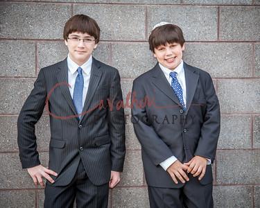 Jared and Sam