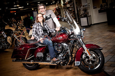 Harley Davidson: Naughty or Nice 2013