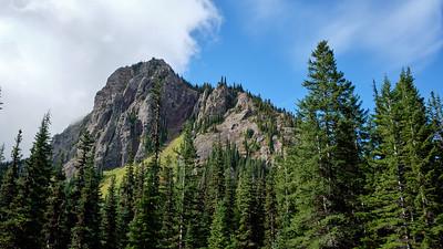 Hawk Peak