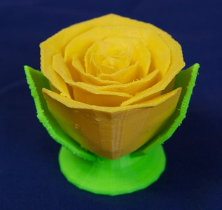 2 color flower - Thingiverse
