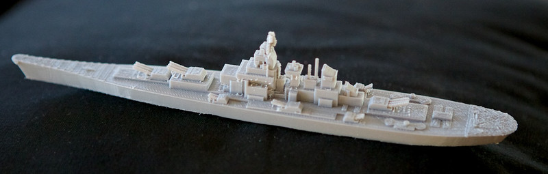 Model Ship - from Thingiverse