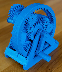 Manual Transmission  - from Thingiverse