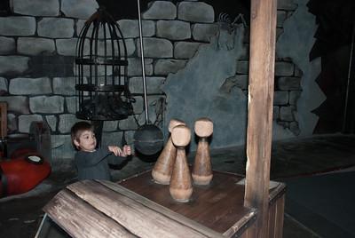 Mittelalterliches Kegeln