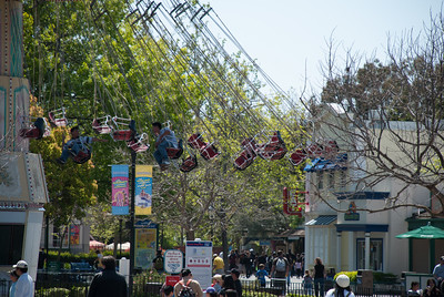 Great America Amusement Park