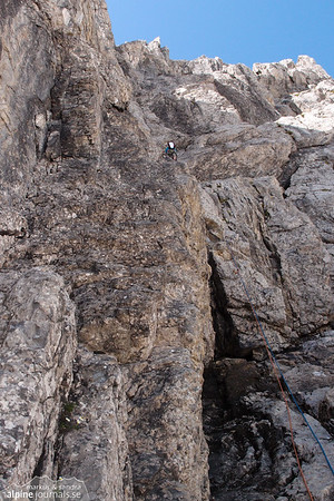 5th pitch (V) at d'r Lugabeitl