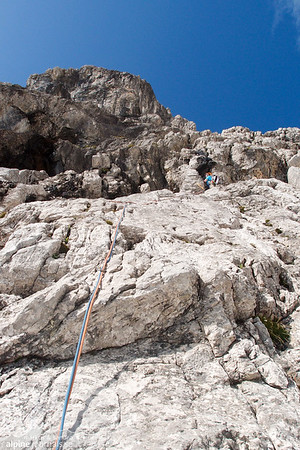 3rd pitch (V) at d'r Lugabeitl
