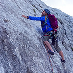 Die Sieben Glorreichen, Schärtenspitze, Berchtesgaden