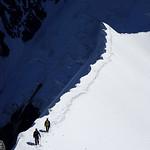 Mont Blanc via Aiguille de Bionnassay alpine tour, 2013-07-04