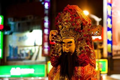 Great Bangka Sacrificial Ceremony 2014 (艋岬大拜拜)