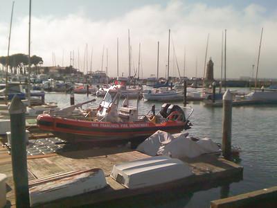 Jeff's boat?