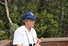 <b>Lucille Weinstat leading a Swamp Stroll</b> <i>- U.S. Fish and Wildlife Service </i>