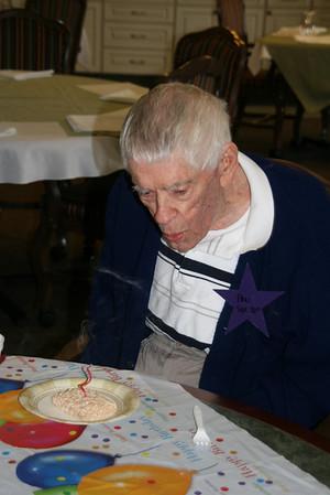 Birthday Party-September 2009