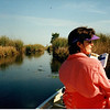 <b>Judy on Canoe Trail</b>