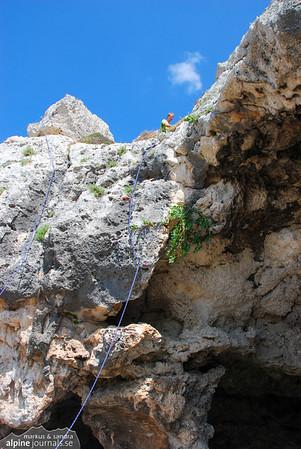 Crazy Horse Cave area