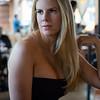 Emily at the bar at Terra Plata