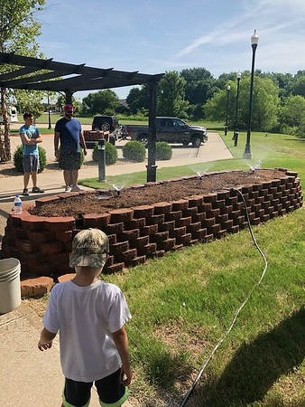 Eagle Scout Project Garden