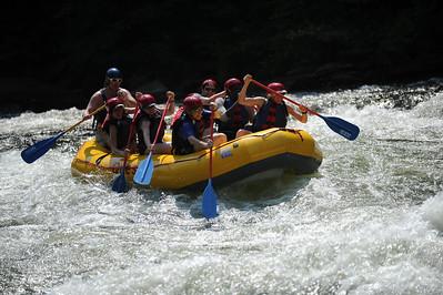 2012 Ocoee Rafting