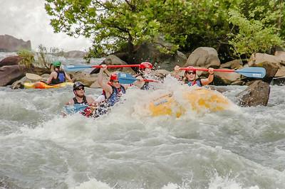 2014 Ocoee Rafting