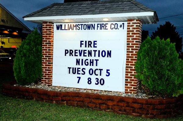 Open House Fire Prevention Week 2010