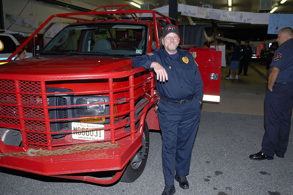 Open House Fire Prevention Week 2006