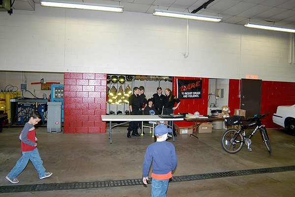 Open House Fire Prevention Week 2004