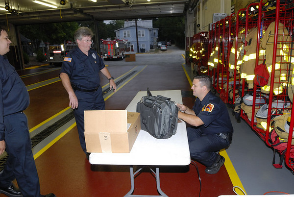 Open House Fire Prevention Week 2007