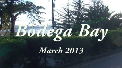 Fishing in Bodega Bay