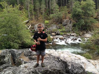Exploring Stanislaus River