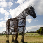20130921 - Clydesdale Sculpture 003