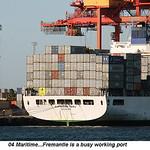 Maritime_Fremantle Harbour_Hans