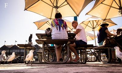 Fun_Wharf diners_R Goodwin