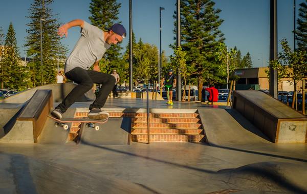 Recreation_High Flyer_Paul McKeown