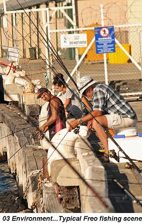 Environment_Fremantle Harbour Fishingr_Hans