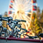 Enrironment_Bikes and Wheel_Rob Woodbury