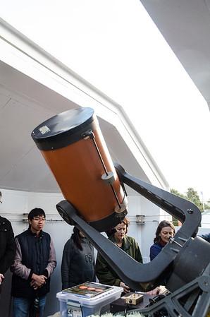 20160807 - Research Telescope 001 - Kim McAvoy