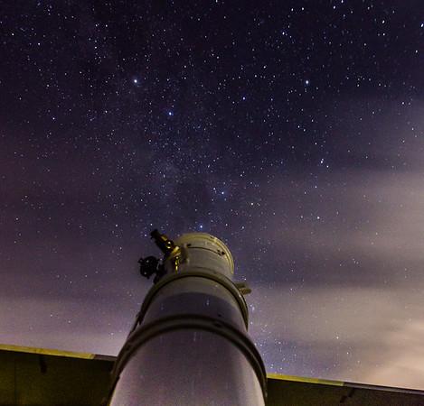 20160807 - Outreach Telescope 033 - Kim McAvoy