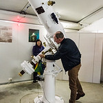 20160807 - Outreach Telescope 001 - Kim McAvoy