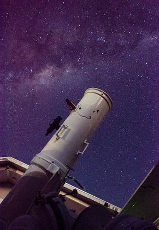 20160807 - Outreach Telescope 038 - Kim McAvoy