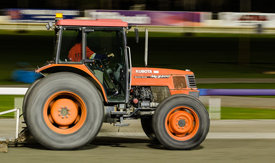 Tractor Race - Kim McAvoy