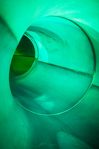 063 Tunnel of Green