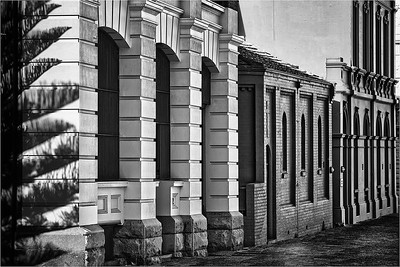 Environment_Old Buildings_Jocelyn Manning