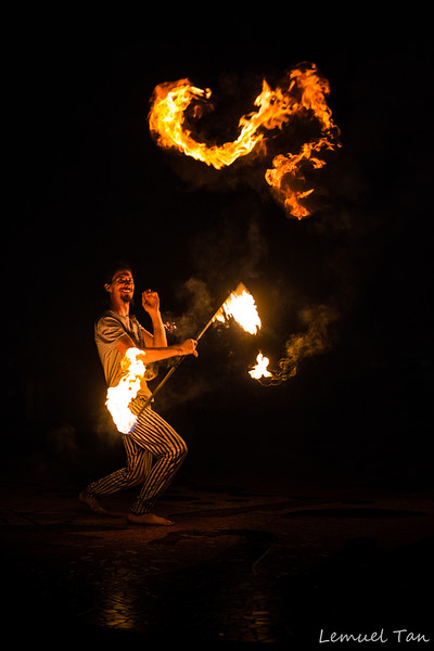 The Magician - Lemuel Tan