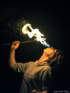 Fire Breathing - Lemuel Tan